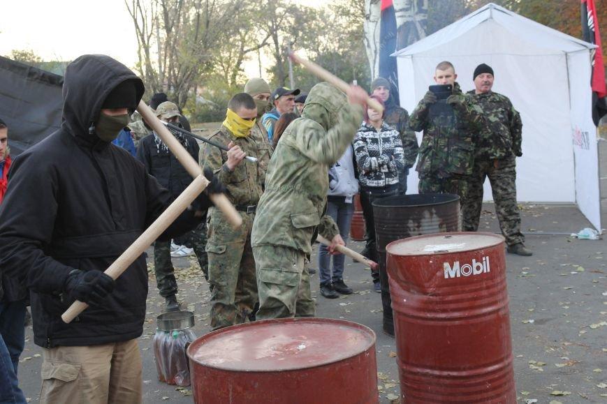 Днепропетровский Правый сектор провел митинг возле СИЗО (ФОТО), фото-5