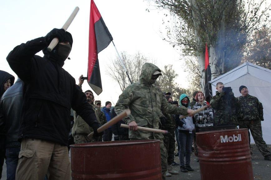 Днепропетровский Правый сектор провел митинг возле СИЗО (ФОТО), фото-6