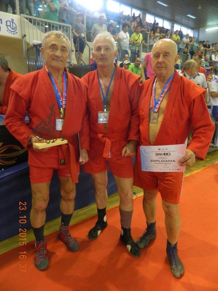 Славянский дзюдоист взял бронзовую медаль в Израиле (фото) - фото 3