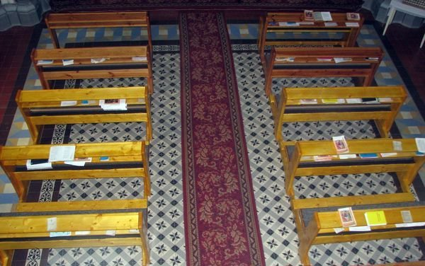Американську систему хмарочосів використав Городецький у костелі на Вінниччині, фото-2