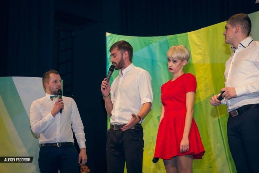 Юмористы из Полтавы стали победителями первого полуфинала западноевропейской лиги «КВН», фото-2