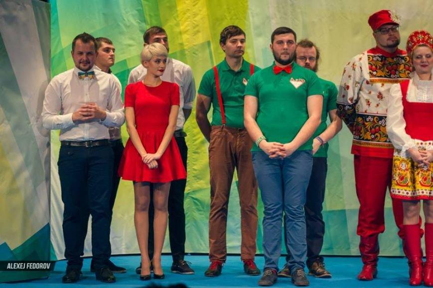Юмористы из Полтавы стали победителями первого полуфинала западноевропейской лиги «КВН», фото-1