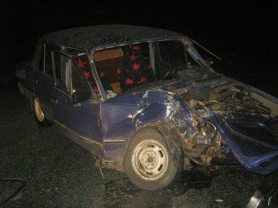 На Днепропетровщине в ДТП на трассе травмированы шесть граждан, среди которых двое детей (ФОТО) (фото) - фото 1