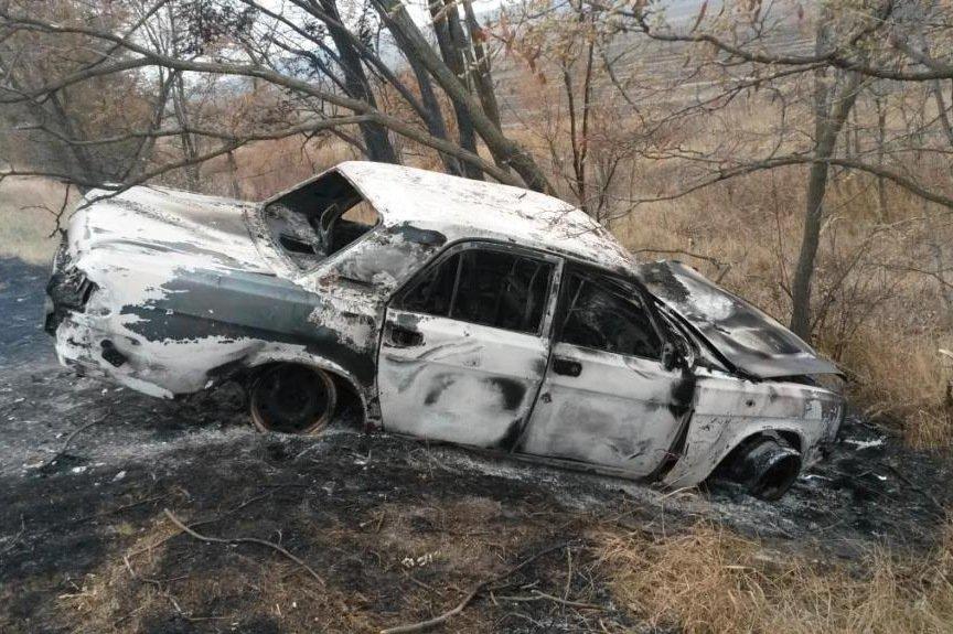 В Белгородской области пассажир УАЗа погиб при столкновении с автобусом (фото) - фото 2