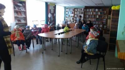 В Добропольской библиотеке дети познакомились с книжной планетой (фото) - фото 1