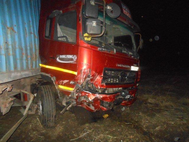 мех повреждения автомобиля Донг Фенг