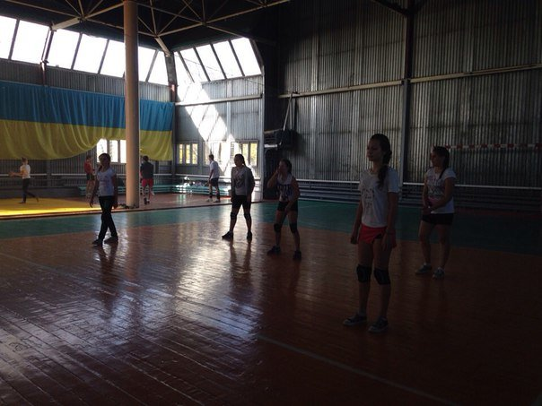 В Родинском состоялся турнир по волейболу «Золотая осень» (фото) - фото 4