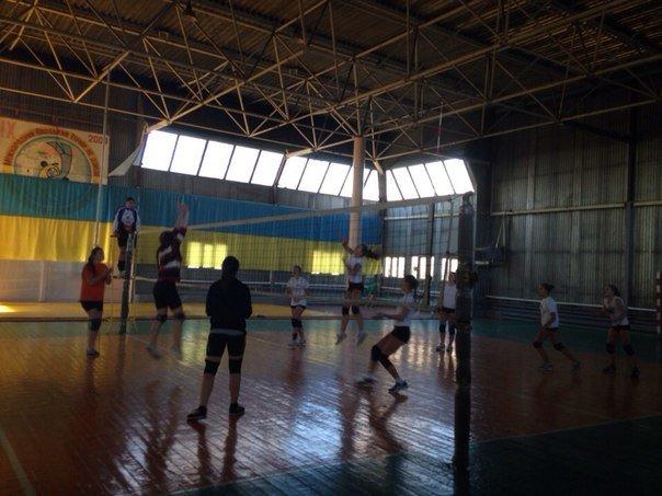В Родинском состоялся турнир по волейболу «Золотая осень» (фото) - фото 1