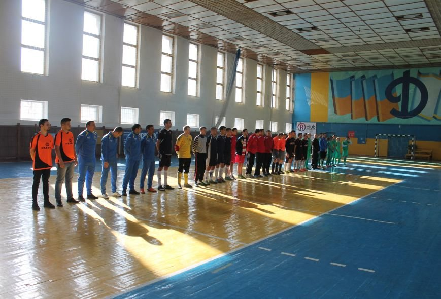 У Житомирі стартував Чемпіонат міста з футзалу, фото-1