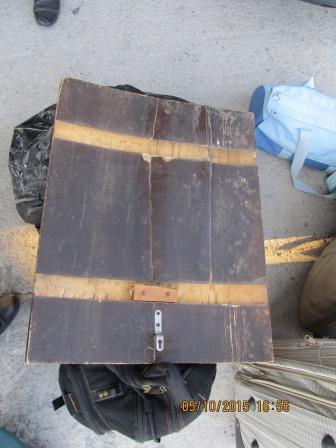 Крымские таможенники присекли вывоз старинной иконы стоимостью более 200 тыс. рублей (ФОТО), фото-2