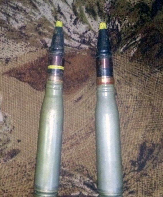 В Красноармейском ГО милиции подвели итоги месячника добровольной сдачи оружия (фото) - фото 3