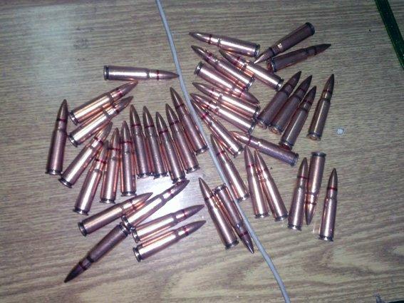 В Красноармейском ГО милиции подвели итоги месячника добровольной сдачи оружия (фото) - фото 2