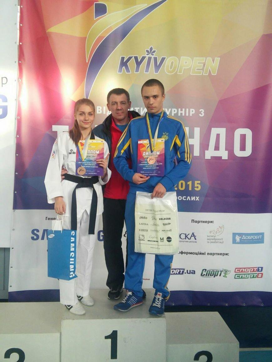 Днепродзержинцы завоевали 15 наград на международном турнире по тхеквондо (фото) - фото 2