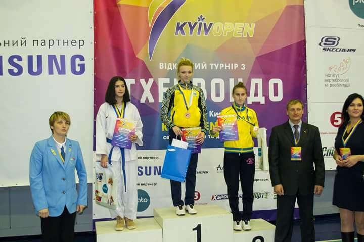 Днепродзержинцы завоевали 15 наград на международном турнире по тхеквондо (фото) - фото 3