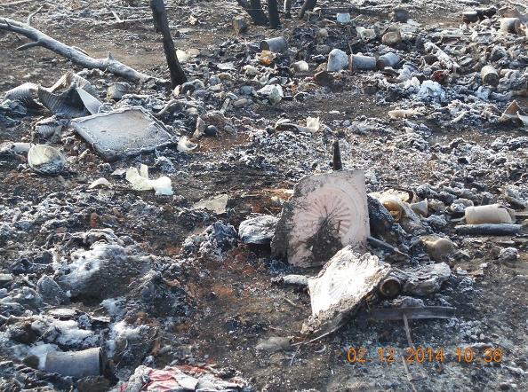 В Кривом Роге: сгорел частный дом, водитель сбил пешехода и скрылся с места ДТП, трох убийц приговорили к пожизненному (фото) - фото 3