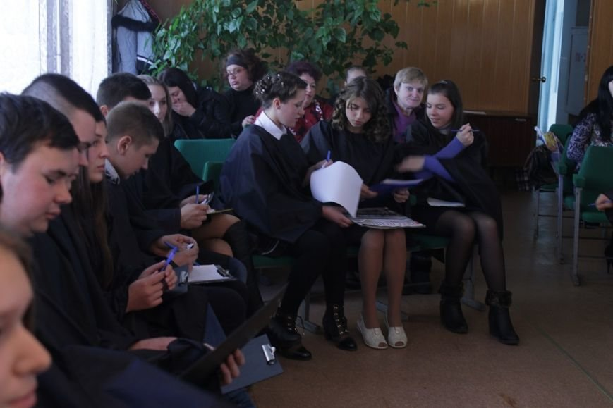 Добропольские старшеклассники поборолись за свой «Шанс» (ФОТО), фото-4