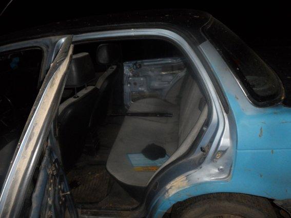 Под Одессой милиция устроила перестрелку с угонщиками (ФОТО) (фото) - фото 1