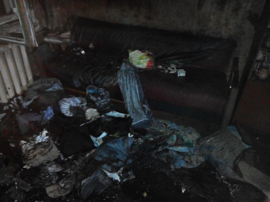 В Днепродзержинске при пожаре на Димитрова спасли 90-летнюю пенсионерку, фото-2