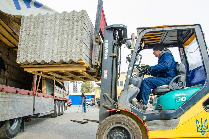 Днепропетровщина помогает восстанавливать дома в луганском городе Сватово (ФОТО) (фото) - фото 4