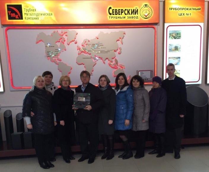 Сотрудники полевского офиса СКБ-банка встречали уникальную банкноту (фото) (фото) - фото 2