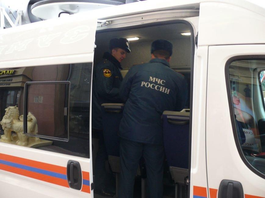 В автобусе вместо бомбы нашли калину (фото) - фото 5
