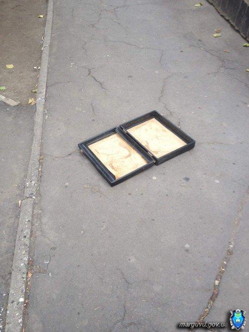 В Мариуполе возле больницы нашли подозрительный чемодан (ФОТО), фото-3