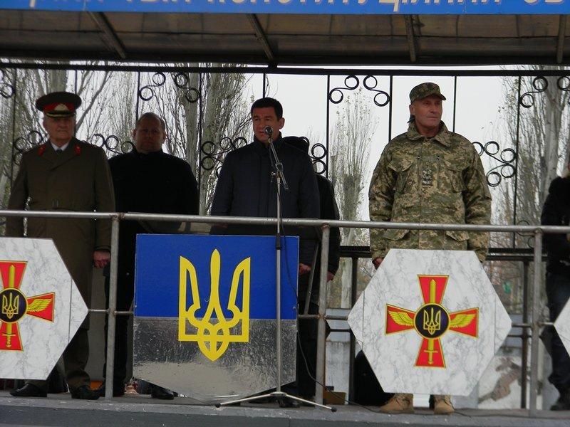 36 запорожских призывников отправили в армию, - ФОТО (фото) - фото 4