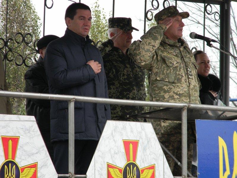 36 запорожских призывников отправили в армию, - ФОТО (фото) - фото 3