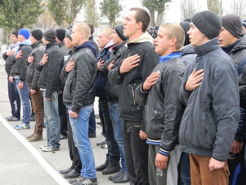 36 запорожских призывников отправили в армию, - ФОТО (фото) - фото 2
