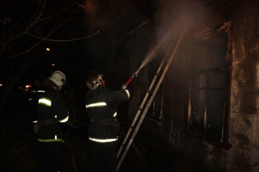 Через пічне опалення на Кіровоградщині виникло три пожежі, фото-1