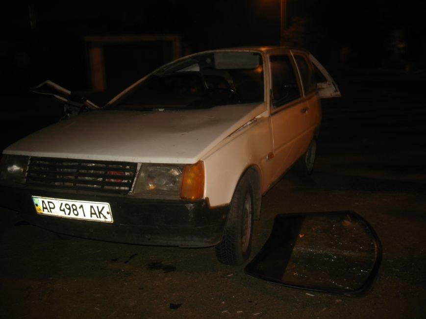 ДТП в Днепропетровске: столкнулись «ЗАЗ» и «КрАЗ» (фото) - фото 1