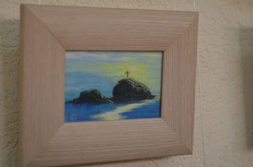 В Симферополе открылась выставка «Песочной живописи» (ФОТО), фото-7