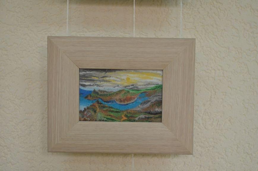 В Симферополе открылась выставка «Песочной живописи» (ФОТО), фото-3
