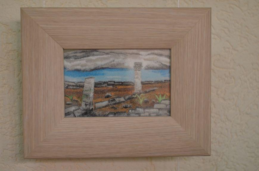 В Симферополе открылась выставка «Песочной живописи» (ФОТО), фото-6