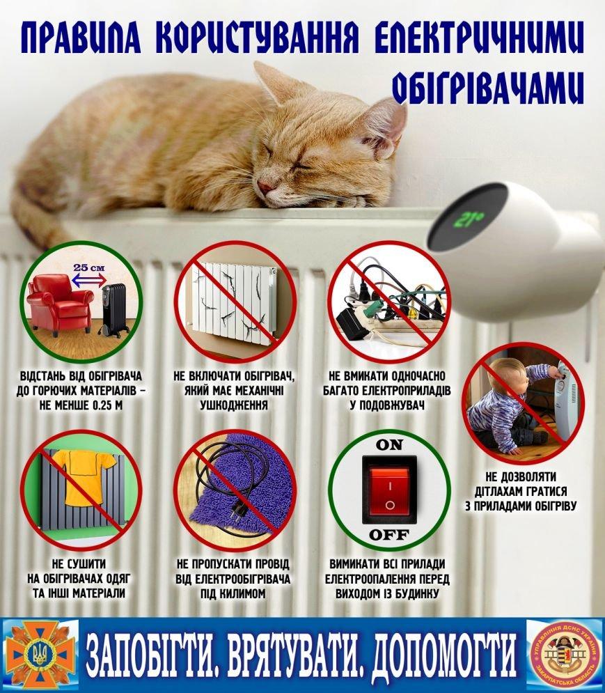 Как безопасно пользоваться печным отоплением и электрическими обогревателями (фото) - фото 2