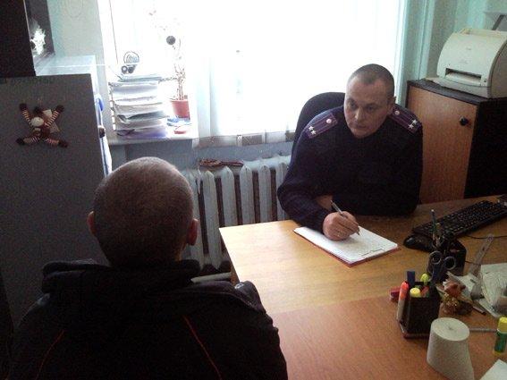 На Харьковщине мужчина убил свою пожилую мать и заснул в той же комнате (ФОТО) (фото) - фото 1