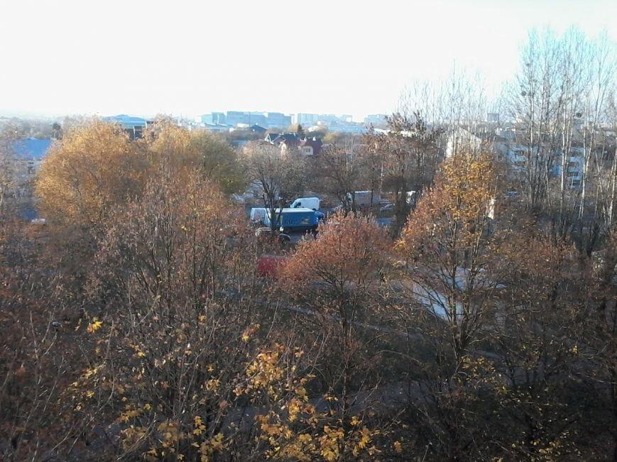 Львівські фанати заблокували рух транспорту на вулиці Стрийській (фото) - фото 1