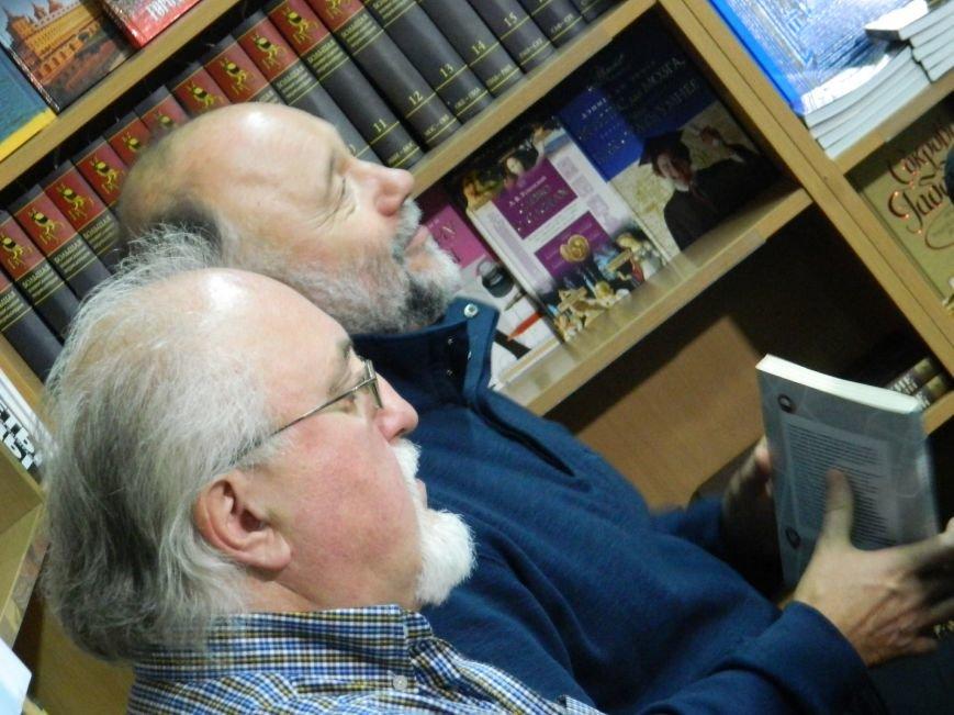 В Запорожье Винничук и Курков презентовали свои книги, - ФОТО (фото) - фото 4