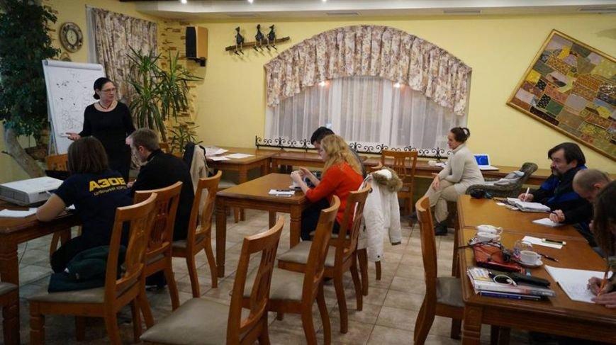 В Бердянске завершила свою работу Украинская миротворческая школа, фото-9