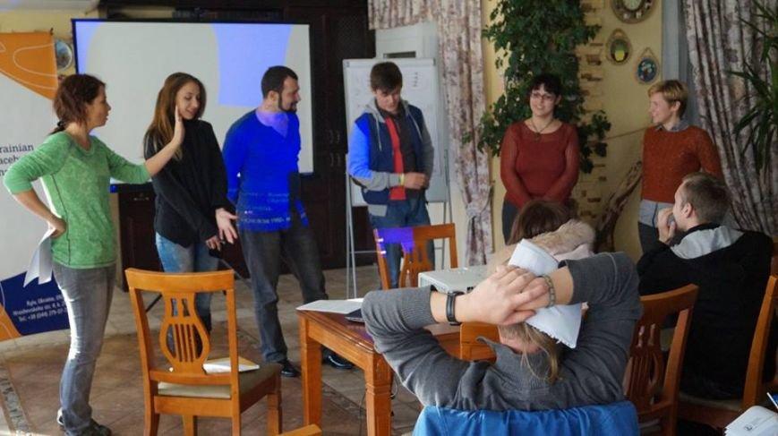 В Бердянске завершила свою работу Украинская миротворческая школа, фото-4