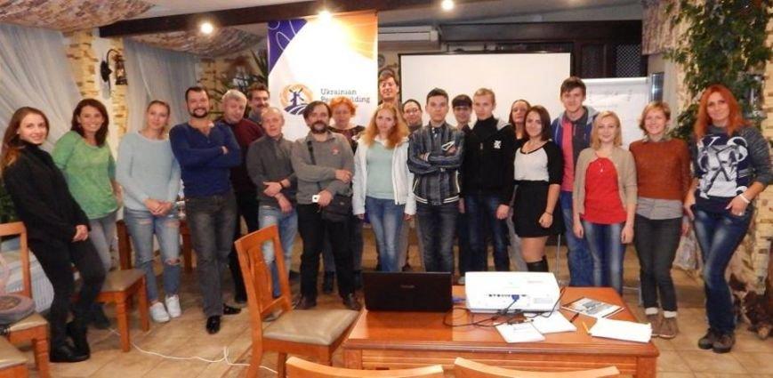 В Бердянске завершила свою работу Украинская миротворческая школа, фото-7