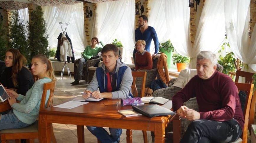 В Бердянске завершила свою работу Украинская миротворческая школа, фото-6