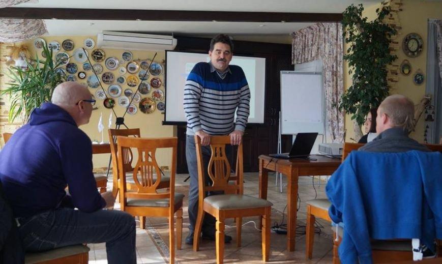 В Бердянске завершила свою работу Украинская миротворческая школа, фото-2