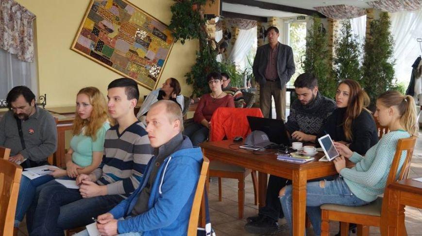 В Бердянске завершила свою работу Украинская миротворческая школа, фото-3