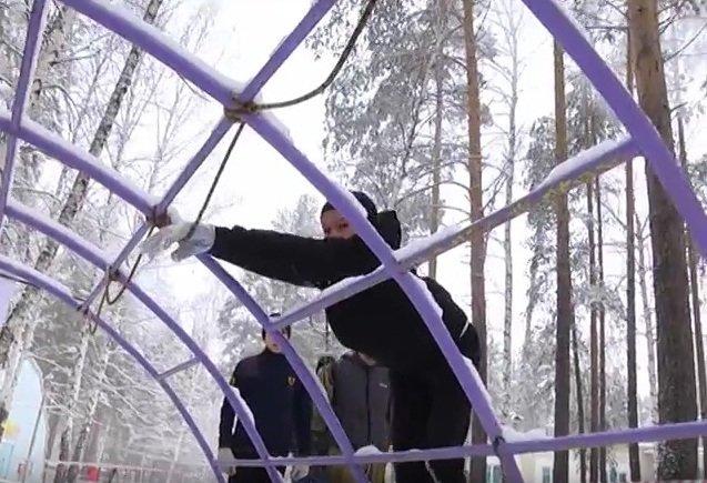 Под Полевским прошел заключительный этап школьного турслёта (фото) - фото 1