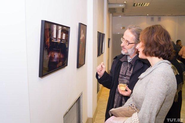 В Гродно открылась выставка французского фотографа «Коммуналка» (фото) - фото 9