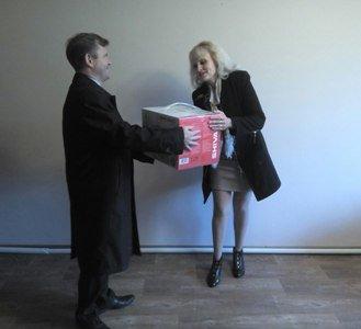 В Горностаивке семья погибшего в АТО бойца получила квартиру (фото) - фото 1