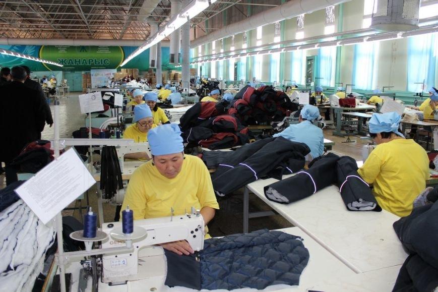 Швейная фарика Мангистау: Быть лучшим - всегда почетно, фото-5