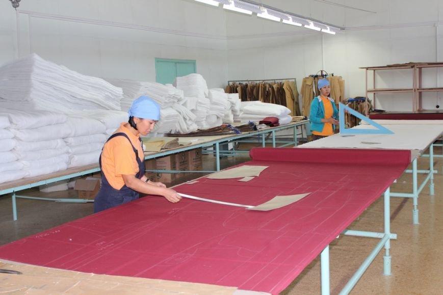 Швейная фарика Мангистау: Быть лучшим - всегда почетно, фото-1