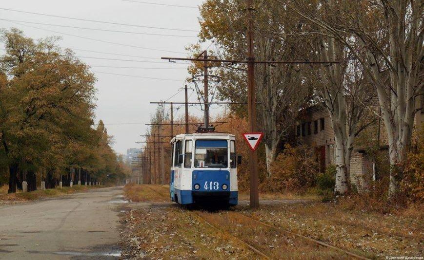 В «ДНР» появился новый дорожный знак «Осторожно, танки» (ФОТОФАКТ) (фото) - фото 1